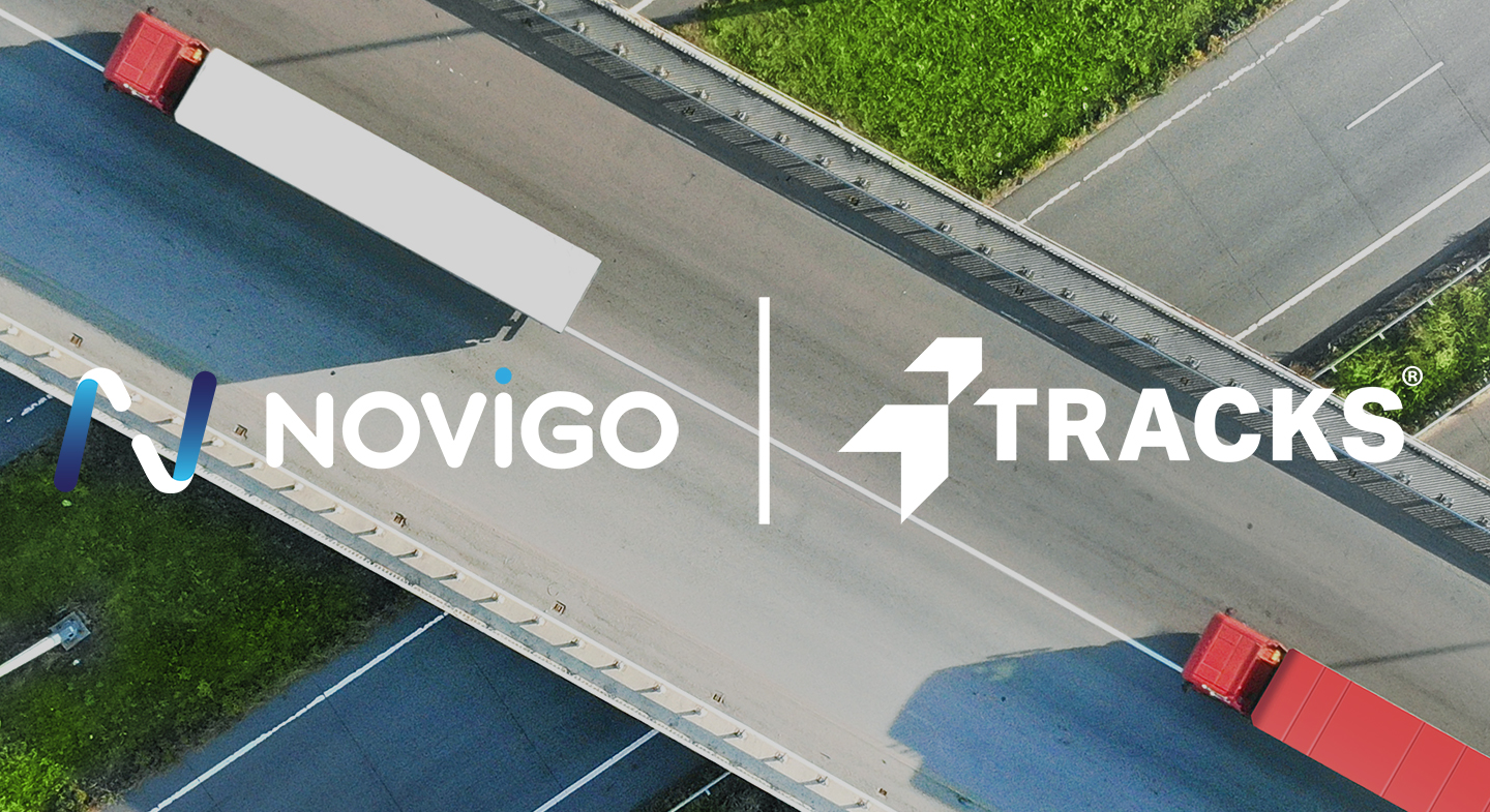 Tracks and Novigo partner to offer sustainable supply chain solutions